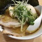 結び - 醤油特性らぁ麺
