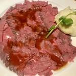 肉バルD.U.M.B.O - ローストビーフ¥950