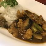 中華料理 八戒 - えび辛子カリィ