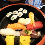 海人 - 寿司御膳