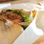 アンド アイランド - 本日のサンドイッチ