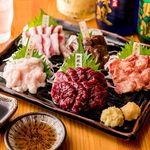 肉刺し酒場 和亭 - 料理写真: