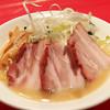 呑み喰い処 新や - 料理写真:ぴり辛チャーシュー麺