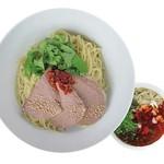 麺や ハレル家 - 蘭州蘸酱麺