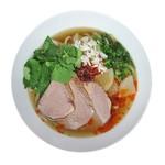 麺や ハレル家 - 蘭州拉麺