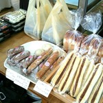 EDEN - パンやお弁当も売っています。