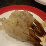 金沢まいもん寿司 - がす海老