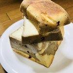 パン ド サンジュ - 5段のとびばこ