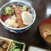 うろこいち - 料理写真:ちらし丼 1350円