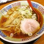 麺屋 登夢道 - 料理写真:冷やしらーめん