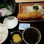 まるは食堂 - JR名古屋駅定食