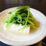 大和 - 菰野の美味しい名水豆腐