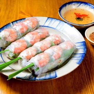 ベトナム料理 アオババ - 料理写真: