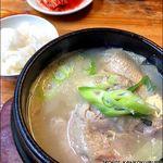 韓国村 - 参鶏湯