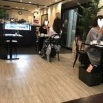 カフェーパウリスタ - 2階の禁煙フロア