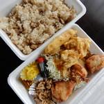 舷喜屋 - 料理写真:鶏めし弁当¥650