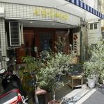 ラ ピッツァ ナポレターナ レガロ - お店の正面