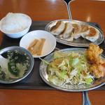 味満餃子 - 餃子ランチ