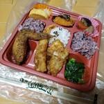 ベントマン - 料理写真:季節のなごやめし「春風御膳 (690円)」