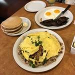 Eggs 'n Things - 夕食セット
