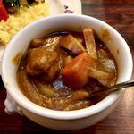 マリーD - 豚肉と夏野菜のカレー(ルゥ)