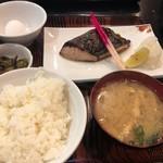 87259199 - 焼魚定食