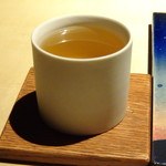 TTOAHISU - ◆こちらの定番「Wコンソメ」・・いつもながらにいろんな食材の旨みを感じ美味しい。