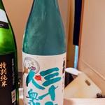 87259625 - 冷酒は山形県の三十六人衆