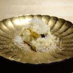 TTOAHISU - ◆ラム酒のチーズケーキ 使用するチーズは周期的に変えられるようですが、これも毎回美味しい。