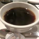 グラタンとワインClos - コーヒー