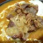Nihombashisanukiudonhoshino - 甘辛牛肉