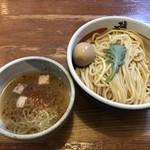 鶴見塩元帥 - 料理写真:塩つけ麺