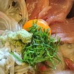 そば草香 - 海鮮丼♪