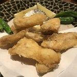 みなと寿司 - 白身の天ぷら