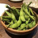 焼鳥 Ryoma - 枝豆