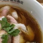 87271031 - わんたん入り醤油チャーシュー麺