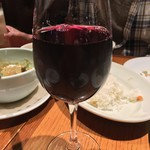 アジアンビストロDai - ハウスグラスの赤