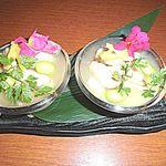 チーズタッカルビ&個室 遥 - 京赤鶏の冷製茶わん蒸し