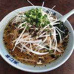 あじ平ラーメン - 料理写真:ルージャン麺 味噌