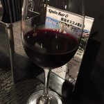 スペイン バル オー - 赤ワイン(おまかせ)