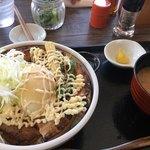 炭焼ぶた丼 真打 - 料理写真: