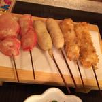 串あげ ムタヒロ 4号店