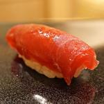 日本橋蛎殻町 すぎた - 赤身のづけ