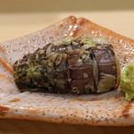 日本橋蛎殻町 すぎた - 小樽産 子持ち蝦蛄