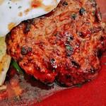 Hawaiian Dining HuLa・La - 自慢のビーフハンバーグ