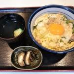 長野屋  - 親子丼