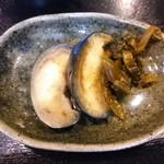 長野屋  - 親子丼 漬物