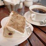 ラ・ファミーユ - コーヒーシフォンと珈琲