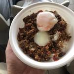 郭 政良 味仙 - 台湾ミンチ丼