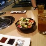 焼肉と韓国料理 葉山 - サラダ♡